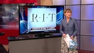 RIT on TV: Orientation Resource Fair