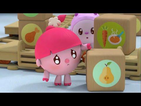 Малышарики - Все любимые серии  - сборник  - мультфильм для самых маленьких