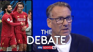 Have Liverpool improved since last season? | Paul Merson & Darren Bent | The Debate