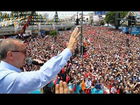 Erdoğan İstanbul'da neden meydanlarda değil?