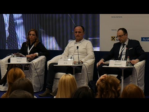 KBF 2018 - Panel 6: Building tomorrow's cities today: technology and data in service to citizens