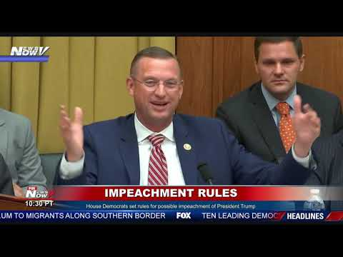 TRUMP IMPEACHMENT: House Democrats Get Closer To President Trump Impeachment