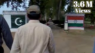 Pak -India Jammu Border Sialkot (Shahan)