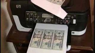 Counterfeit Bust at a Jackson Motel
