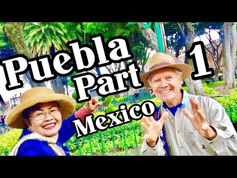 Earthquake Puebla Mexico and Mexico City  Part 1 We Are Home & Safe