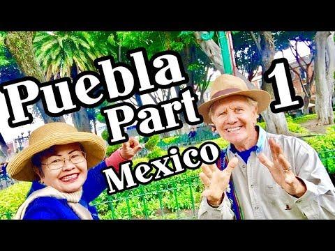 Earthquake Puebla Mexico and Mexico City  Part 1 We Are Home & Safe