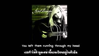 [Sub Thai] Avril Lavigne - Wish you were here