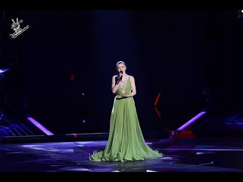 Ioana Ignat - Io Vivro | Semifinala | Vocea Romaniei 2016