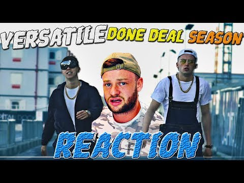 Versatile - DoneDeal Season Reaction  |  Friday Reactions