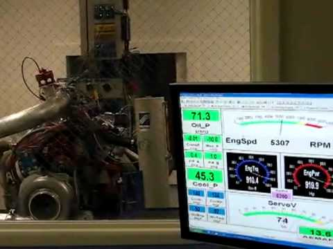 1850 HP Engine Dyno Pull | QMP Racing