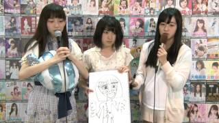 15/05/30 第7回AKB48選抜総選挙アピール生放送~立候補者272人から誰が...