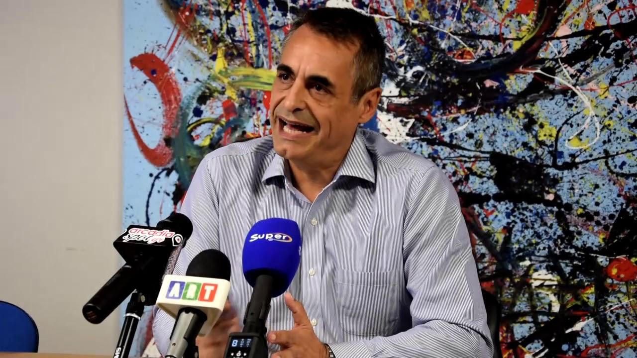Απολογισμός παρεμβάσεων στην καθημερινότητα από το Δήμαρχο Τρίπολης κ. Κώστα Τζιούμη