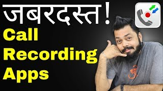 TOP 3 BEST CALL RECORDING APPS FOR ANDROID 2018 Video
