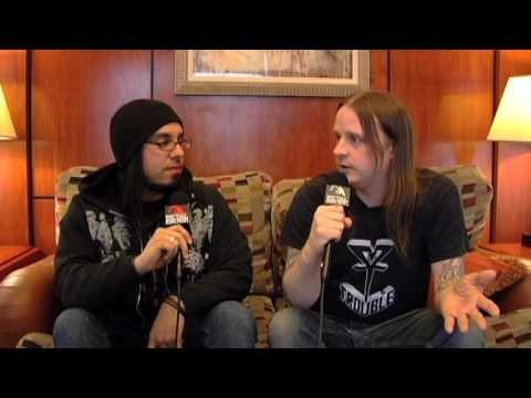 AT THE GATES: Anders Bjorler discusses AT THE GATES dvd, reunion on Metal Injection  2010