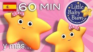 Estrellita, ¿dónde estás? | Parte 2 | Y muchas más canciones infantiles | ¡LittleBabyBum!