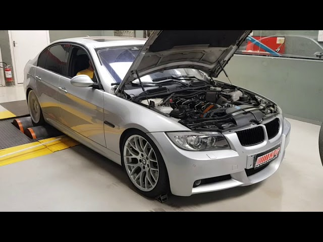 Bmw N54 Com Upgrade de Rotores MAMBA by NPC PERFORMANCE.  + de 500cv