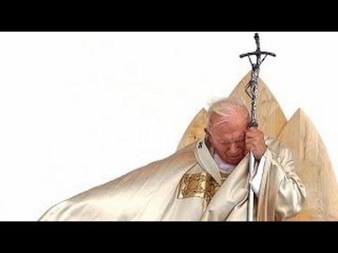 Pope John Paul IIs blood Stolen from Italy church