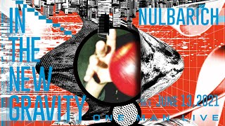 2021.6.13(sun) Nulbarich ONE MAN LIVE -IN THE NEW GRAVITY- Teaser