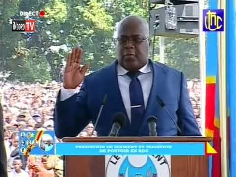 President wa DR Congo kwihitithio