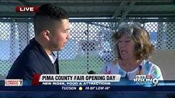 Pima County Fair bird show
