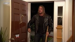 List This! - Hot Head Moments No. 1: Triple H breaks into