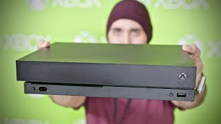 Xbox One X Reveal * Should you upgrade?