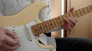 RISING FORCE (cover) / Yngwie J.Malmsteen