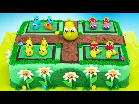Farm Heroes Super Saga Garden Cake & iPad Giveaway!