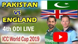 4th ODI Match Live Streaming Pakistan Vs England 2019 | Pak Vs Eng  live Stream 4th ODI