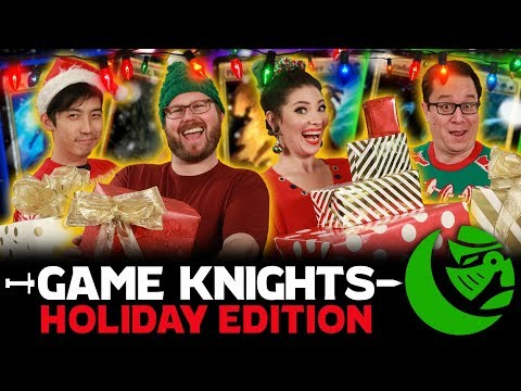 Holiday Episode w/ Ladee Danger & Jumbo Commander l Game Knights #32 l Magic: the Gathering Gameplay
