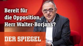 SPD und Kanzleramt: Ihr Ernst, Herr Walter-Bojarns?