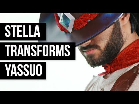 League of Legends Cosplay by Yassuo as High Noon Yasuo VOD - Stella Transforms