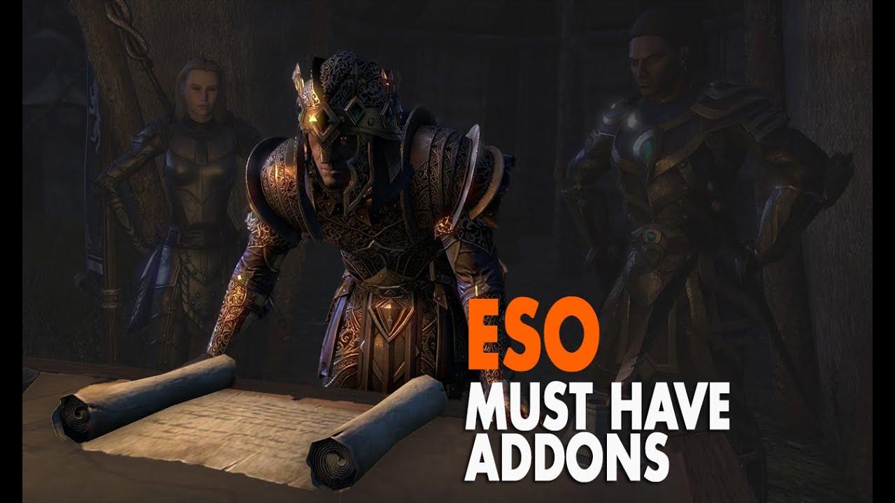 Must Have Elder Scrolls Online Addons