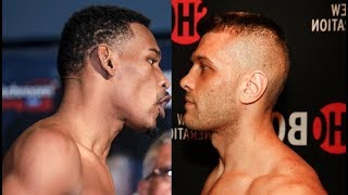DANNY JACOBS VS SERGEY DEREVYANCHENKO IBF TITLE OFFICIAL