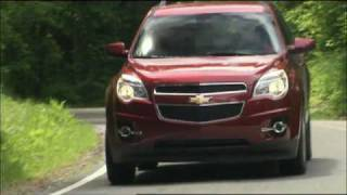 MotorWeek Road Test: 2010 Chevrolet Equinox