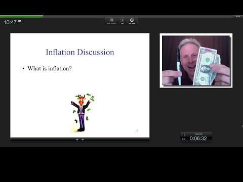 Inflation and Exchange Rates, James Tompkins