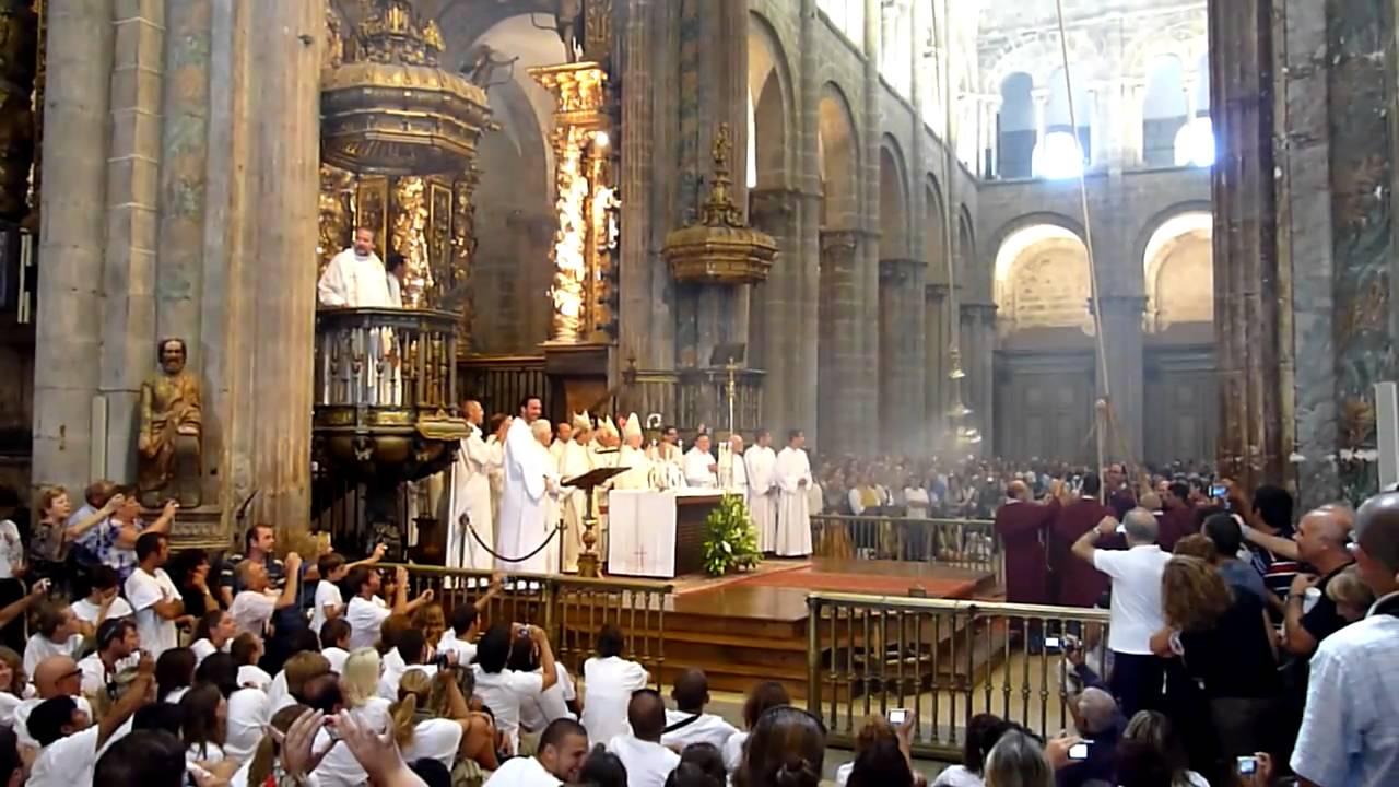 Celebrazione eucaristica santiago de compostela - Arrokabe arquitectos santiago de compostela ...