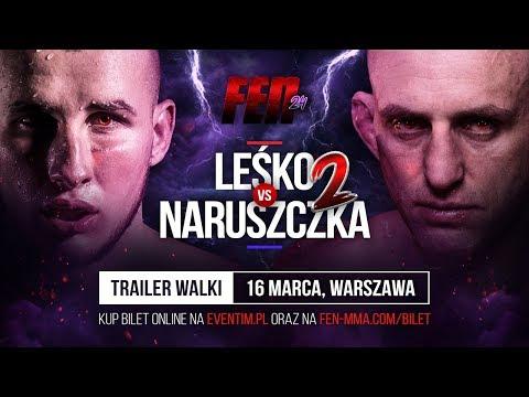 FEN 24: Leśko VS Naruszczka 2 - Trailer