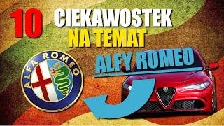 10 ciekawostek na temat Alfy Romeo - #40 TOP10