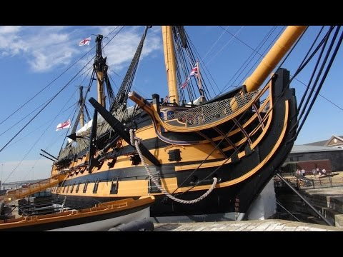 Portsmouth Historic Dockyard & Harbour Tour