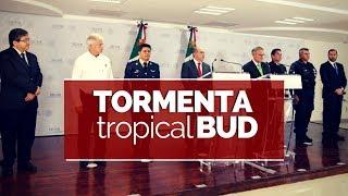 Mensaje a Medios Tormenta Tropical