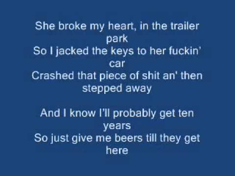 Bartender Rehab With Lyrics