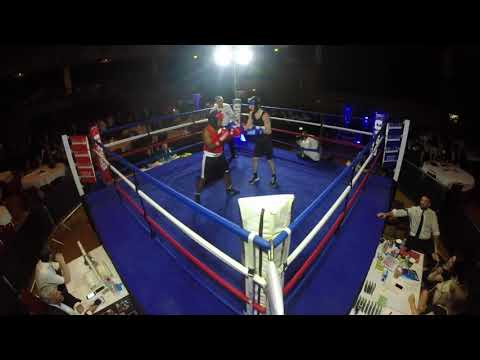 Ultra White Collar Boxing | Preston | Julius Chidome VS Zack Holden