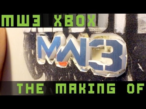 Modern Warfare 3 Custom 360 - The Making of