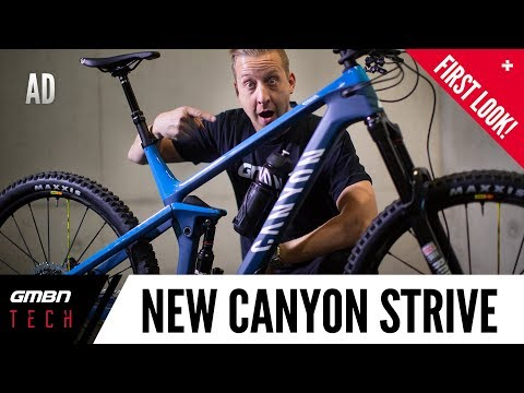 New 2019 Canyon Strive | GMBN Tech 'Geek Edition' First Look