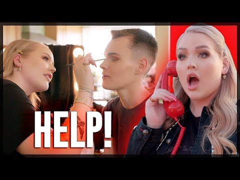 Getting A BOY Ready For PROM! | NikkieTutorials