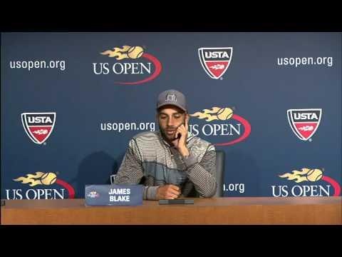 Blake Talks About American Tennis