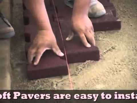 Talking Horse: Installation of Pave Safe Equine Rubber Pavers for the LAPD Equine Facilities