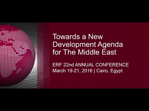 Ragui Assaad (University of Minnesota) - ERF 22nd Annual Conference