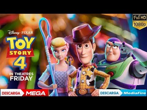 Ver Y Dscargar Toy Story 4 2019 Hd En Español Latino